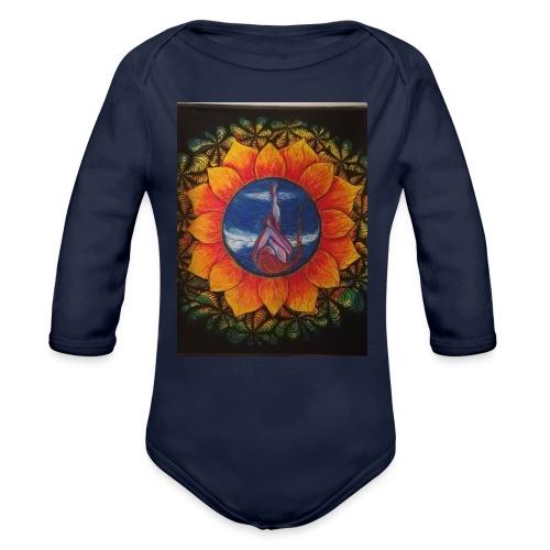 Children of the sun - Økologisk langermet baby-body