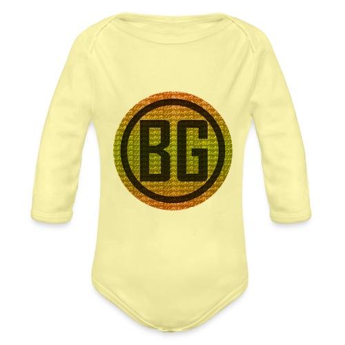 BeAsTz GAMING HOODIE - Organic Longsleeve Baby Bodysuit