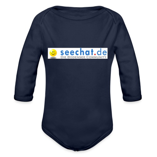 seechatdiebodenseecommunity66 - Baby Bio-Langarm-Body
