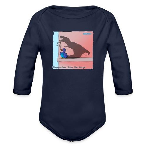 Woofra's Design Heritage - Organic Longsleeve Baby Bodysuit