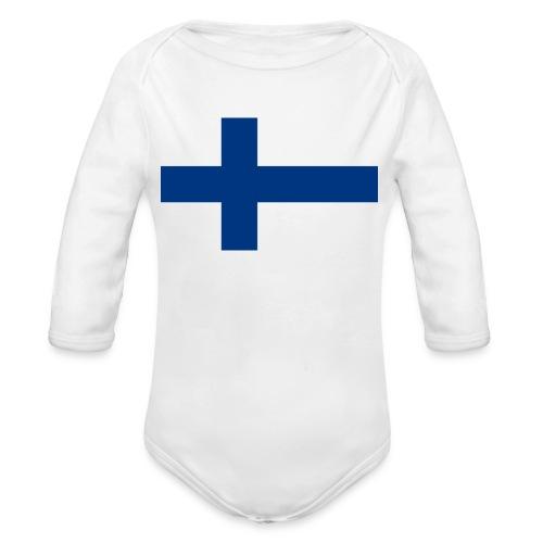 Infidel - vääräuskoinen - Vauvan pitkähihainen luomu-body