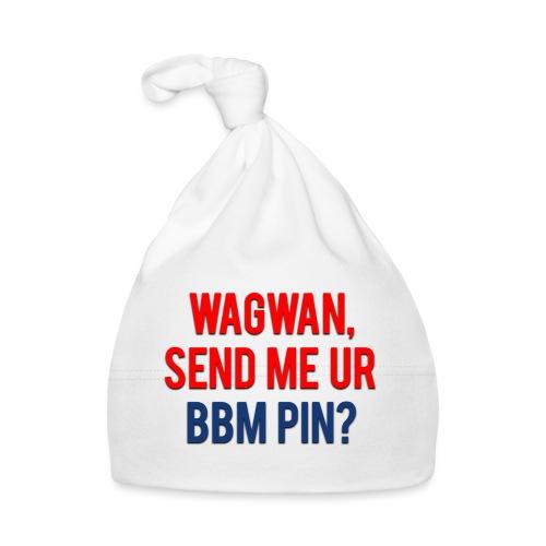 Wagwan Send BBM Clean - Baby Cap