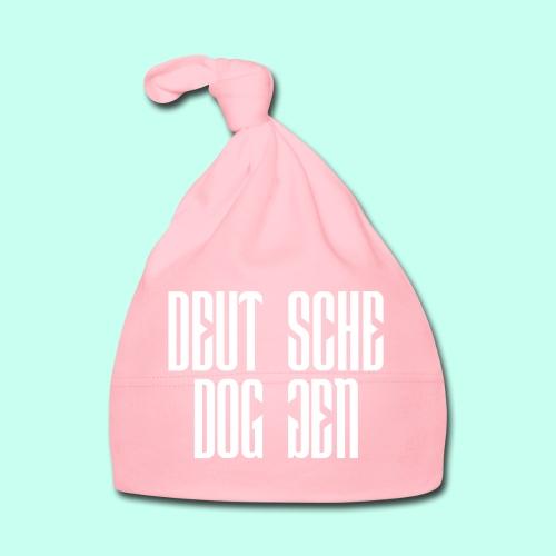 Jackendoggenschrift - Baby Mütze