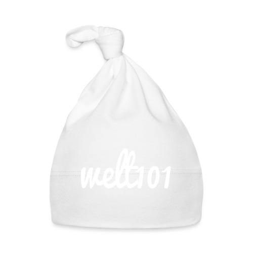 White Collection - Baby Cap