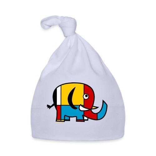Mondrian Elephant - Baby Cap