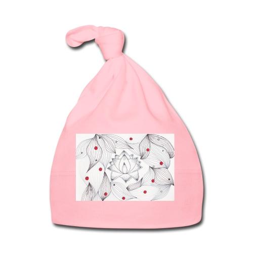 Lotus Dots - Cappellino neonato