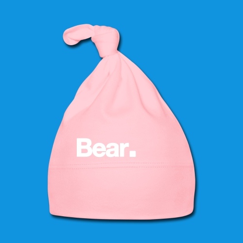 Bear. Retro Bag - Baby Cap