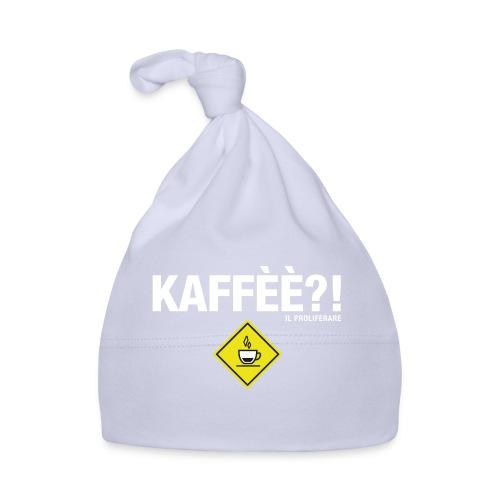 KAFFÈÈ?! by Il Proliferare - Cappellino neonato