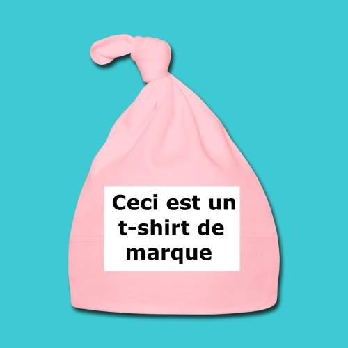 t-shirt2 - Bonnet Bébé
