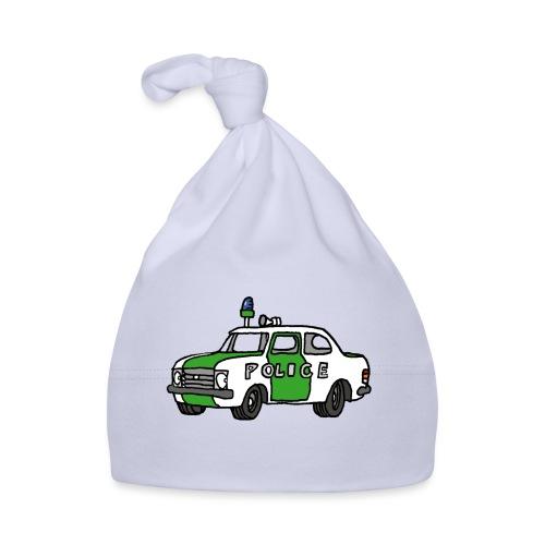 Policecar - Baby Mütze