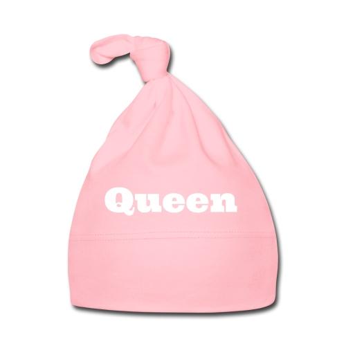 Snapback queen blauw/rood - Muts voor baby's