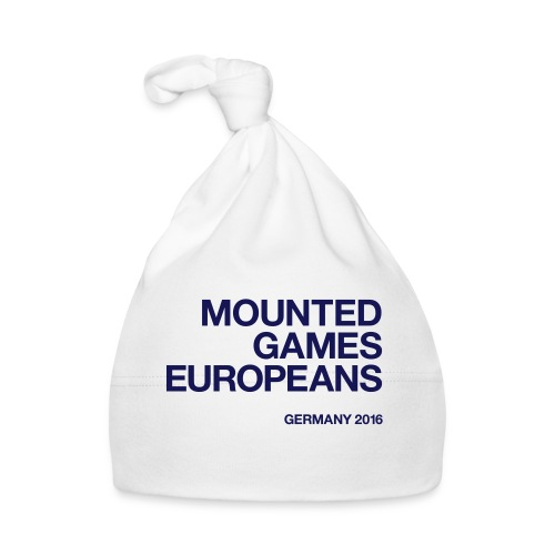Mounted Games Europeans Hoodie - Baby Mütze