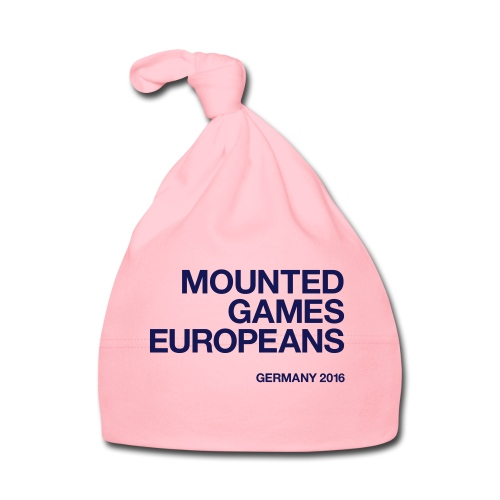Mounted Games Europeans Hoodie - Baby Mütze