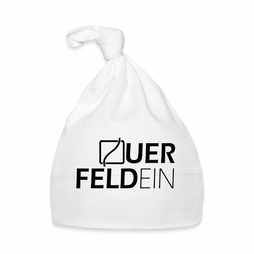 Querfeldein Logo - Baby Mütze