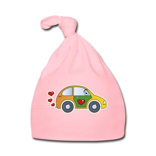 Kids Car Spielzeugauto Herzen bunt fröhlich Kinder - Baby Cap