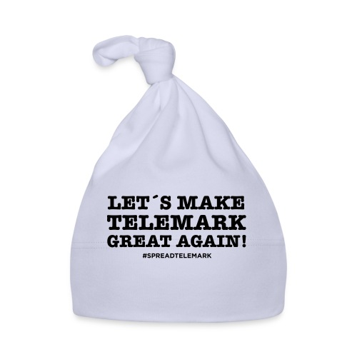 Let´s make telemark great again - Vauvan myssy