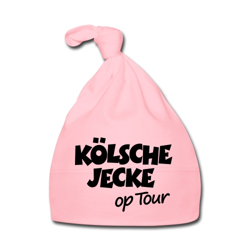Kölsche Jecke op Tour - Köln Kölner Unterwegs - Baby Mütze
