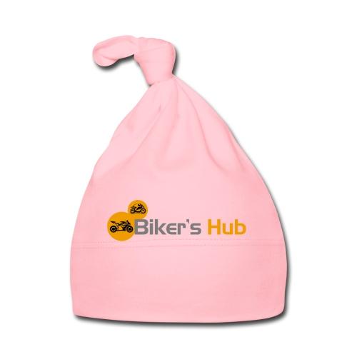 Biker's Hub Small Logo - Baby Cap