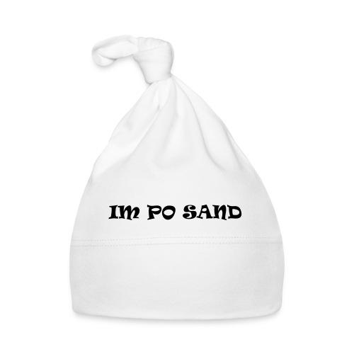 IM PO SAND Unterwäsche - Baby Mütze