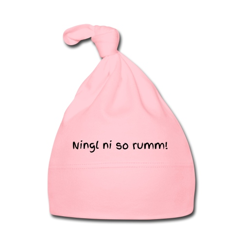 ningl ni so rumm - Baby Mütze