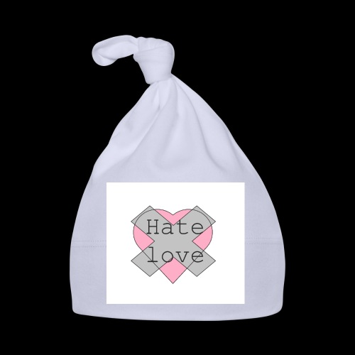 Hate love - Gorro bebé