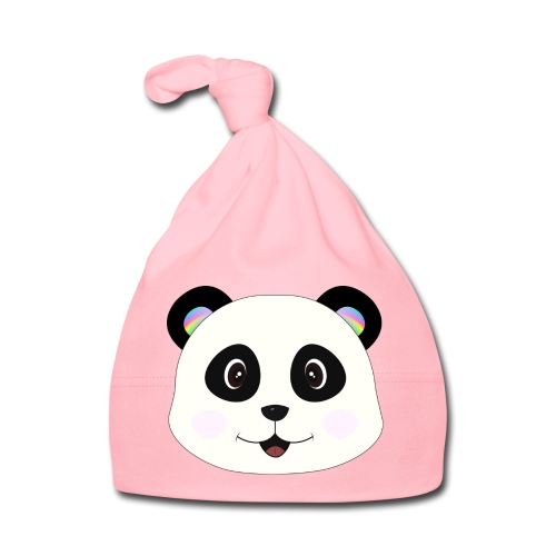 panda rainbow - Gorro bebé