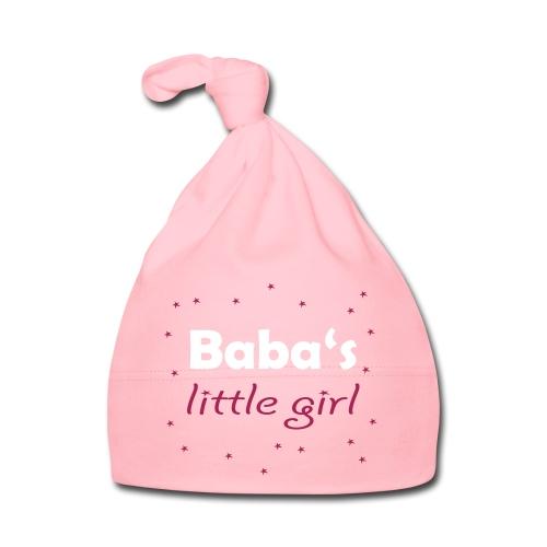 Baba's little girl Babylätzchen - Baby Mütze