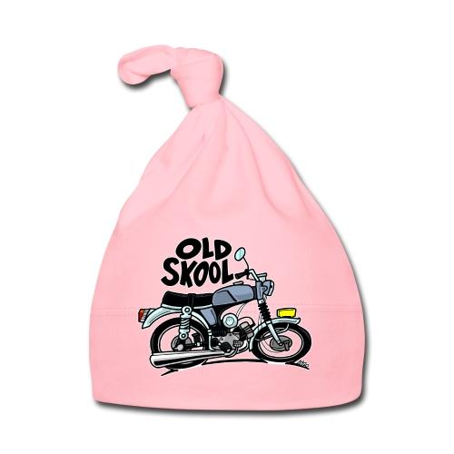 0897 brommer 50cc kleur OLD SKOOL - Muts voor baby's
