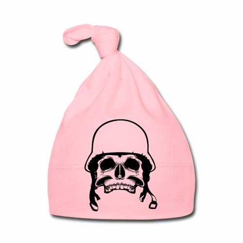 Soldier Helmet Skull 1c - Baby Cap