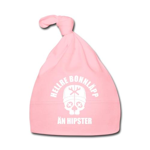 Hellre bonnläpp än hipster - Babymössa