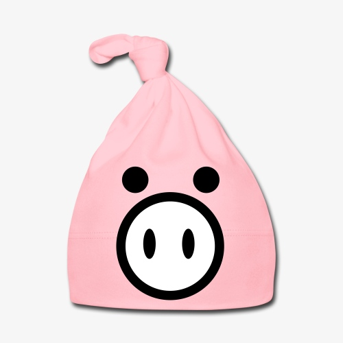 pig - Czapeczka niemowlęca