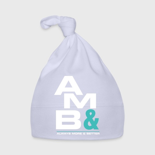 ALWAYS MORE & BETTER - Gorro bebé