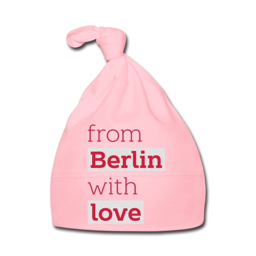 From Berlin with Love - Baby Mütze