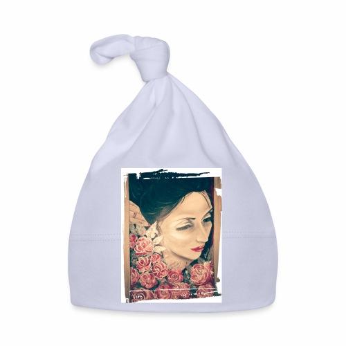 Lady Rose, - Cappellino neonato