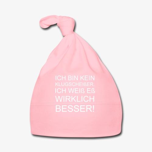 ICH BIN KEIN KLUGSCHEIßER - Baby Mütze