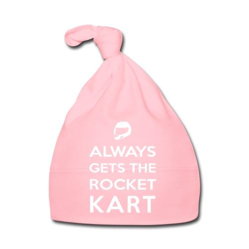 I Always Get the Rocket Kart - Baby Cap