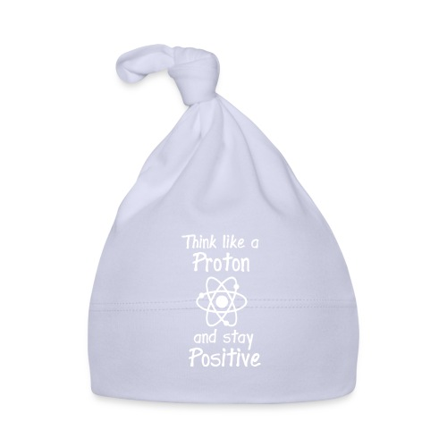 think like a proton and stay positive merchandise - Vauvan myssy