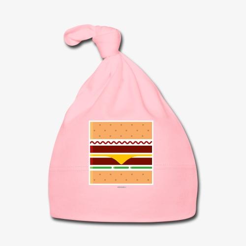 Square Burger - Cappellino neonato