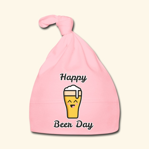 happy beer day - Bonnet Bébé