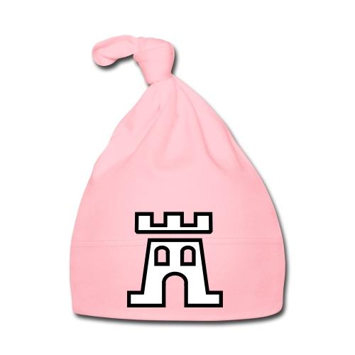 Piktogramm Wehrturm - Baby Mütze