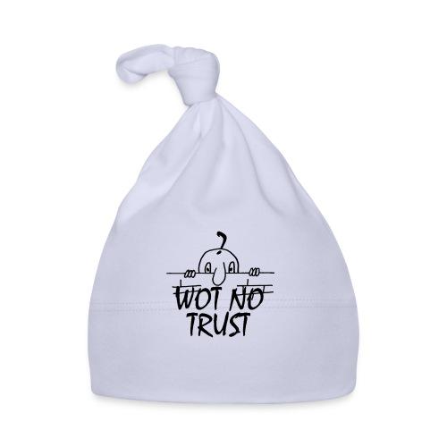 WOT NO TRUST - Baby Cap