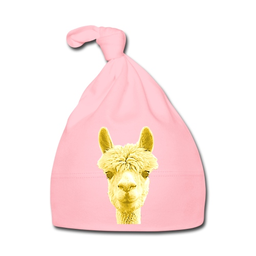 Alpaka Lama Kamel Peru Anden Südamerika Wolle - Baby Mütze