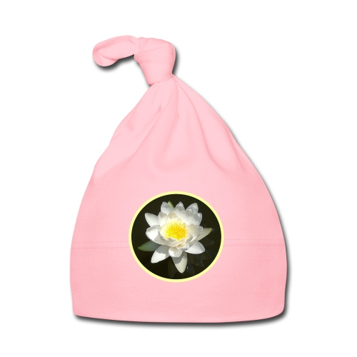 weisse SEEROSE - Baby Mütze