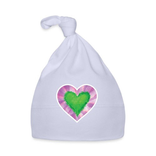 Green Heart - Baby Cap