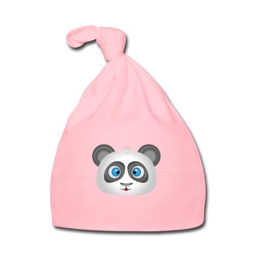 panda head / cabeza de panda 2 - Gorro bebé