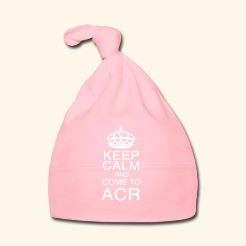 keep calm - Cappellino neonato