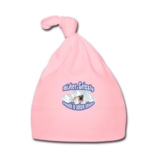 MISTER GRIZZLY - Cappellino neonato