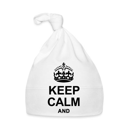 KEEP CALM - Baby Cap
