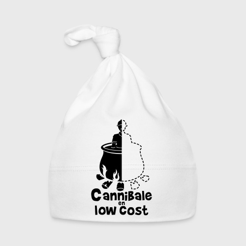 Cannibale en Low Cost - Bonnet Bébé