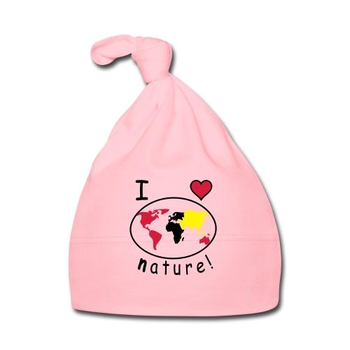 TIAN GREEN - I like Natur - Baby Mütze